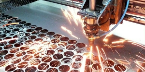 Laser cutting services for the metal steel in Canada