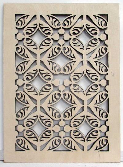 Wood Decorative Screens