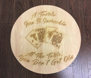 Laser Engraving for Wood in Toronto